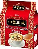 明星 中華三昧 芳醇醤油 3P×2個