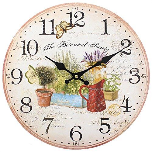 jones-home-and-gift-garden-clock-multi-colour