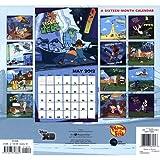 Phineas & Ferb Wall Calendar 2012