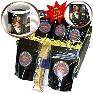 cgb_128061_1 BLN Portrait Gallery by the Masters Fine Art Collection - Self-Portrait by Albrecht Durer - Coffee Gift Baskets - Coffee Gift Basket