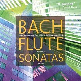 Bach: Flute Sonatas, Vol. 2