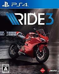 RIDE3 (ライド3) 【初回特典】「スポーツバイクパック」DLCコード 同梱 & 【Amazon.cp.jp限定】オリジナルPC&スマホ壁紙 配信 - PS4