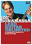 Joe Bonamassa - Lead Guitar Unlimited DVD (Hot Licks)