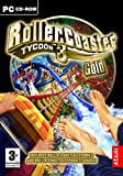 Rollercoaster Tycoon 3: Gold Edition (PC CD)