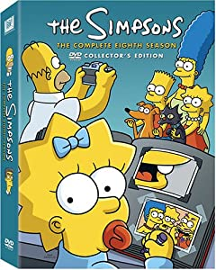 The Simpsons - The Complete Eighth Season from 20th Century Fox