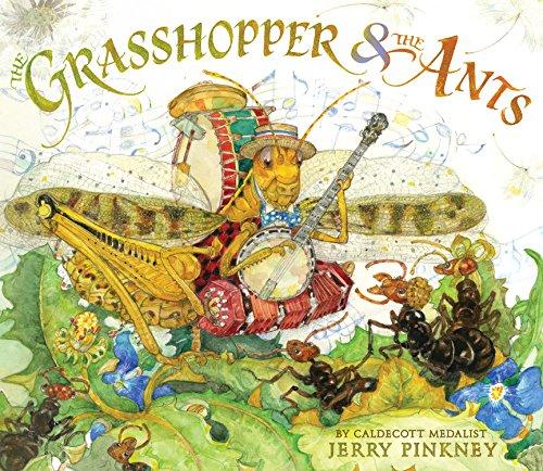 The Grasshopper & the Ants PDF