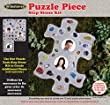 Midwest Products Puzzle Piece Stepping Stone Kit