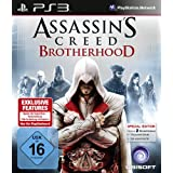 "Assassin's Creed Brotherhood - D1 Version (uncut)von ""Ubisoft"""