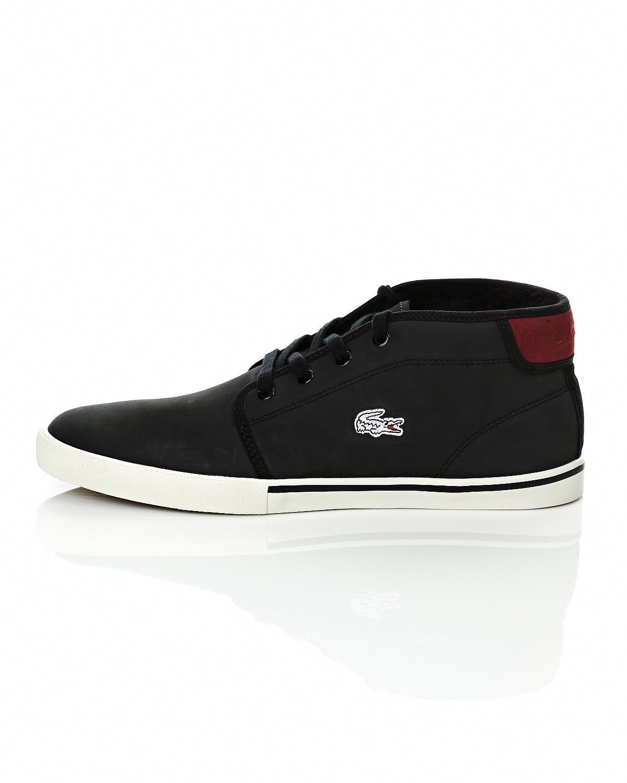 Nike Air Max Mens White Black Sneakers  3127110