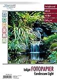 """Schwarzwald Mühle 48 Bl. Fotopapier """"Candescum"""" 2-seitig Glossy"""