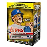 Topps MLB All Teams 2017 Series 1 Baseball Blaster Box, Black, Small (Color: Black, Tamaño: Small)