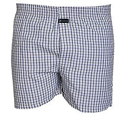 Careus Men's Cotton Boxers (Pack of 1)(1018_Multi-coloured_Medium)