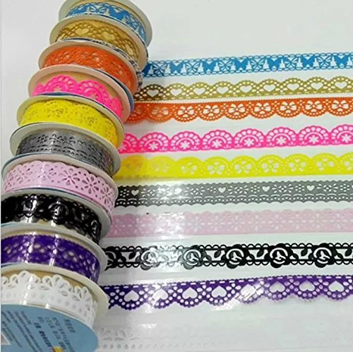 domire-7pcs-roll-decorative-sticky-adhesive-lace-cotton-washi-tape-for-diy-craft