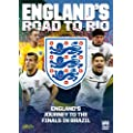 England's Road to Rio: Brazil World Cup 2014 [DVD]