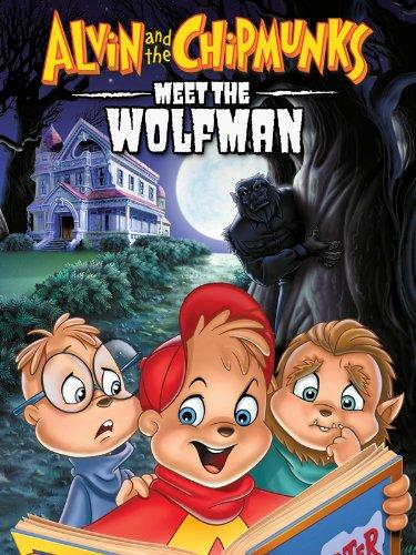 Amazon Com Alvin Amp The Chipmunks Meet The Wolfman Jr