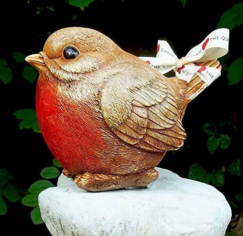 robin-red-breast-uk-national-bird-decorazione-per-casa-giardino-idea-regalo