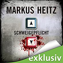Schweigepflicht Hörbuch von Markus Heitz Gesprochen von: Uve Teschner