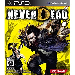 NeverDead Video Game for PS3