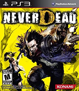 NeverDead - PlayStation 3 Standard Edition