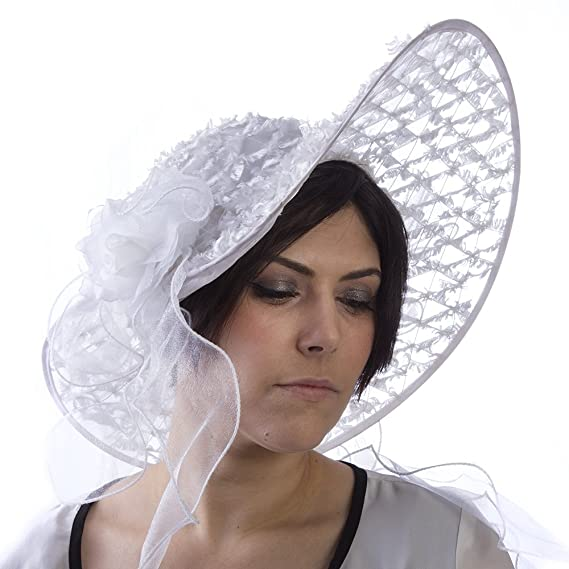 Edwardian Style Hats, Titanic Hats, Derby Hats HMS Ladies Derby Hat $12.82 AT vintagedancer.com