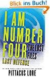 I Am Number Four: The Lost Files: Las...