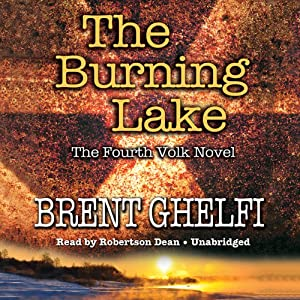 The Burning Lake Audiobook