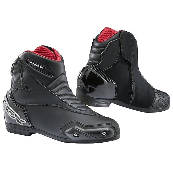 TCX X-Roadster chaussures en daim 100 % étanche moto Moto CIRC.