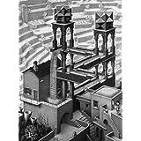 Games M.C. Escher Waterfall Puzzle 1000Piece