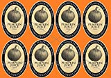 16 Harry Potter Pumpkin Juice bottle apothecary POTION LABELS Birthday Halloween Party PLUS 12 HARRY POTTER POTION STICKER LABELS