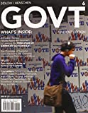 GOVT 6 (with CourseMate Printed Access Card) (New, Engaging Titles from 4LTR Press)