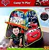 Playhut Cars Camp N Play Tent
