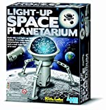 Great Gizmos 4M Kidz Labs Light-Up Planetarium