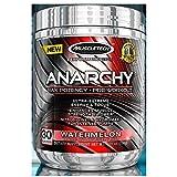 MuscleTech Anarchy Pre-Workout Water Melon Powder, 150 Gram
