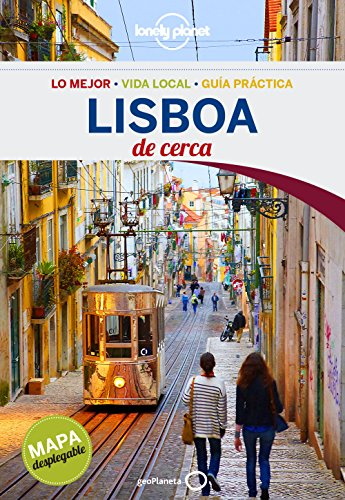 Lisboa De Cerca 3 (Lonely Planet-Guías De cerca)
