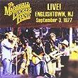 Live Englishtown Nj Sept. 3, 1977