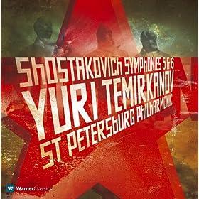 Shostakovich : Symphonies Nos 5 & 6