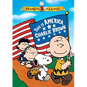 Peanuts - This Is America, Charlie Brown movie