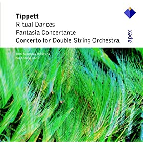 Tippett : Ritual Dances from 'The Midsummer Marriage' : VI The Fourth Dance - Fire in Summer