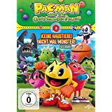 Pac-Man und die Geisterabenteuer, Volume 3 - Keine Haustiere! Nicht mal Monster! Teil 1 & 2