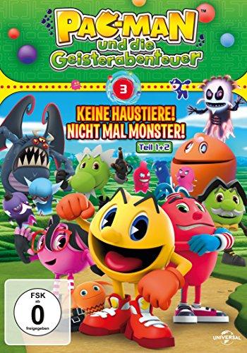 Pac-Man und die Geisterabenteuer, Volume 3 - Keine Haustiere! Nicht mal Monster! Teil 1 & 2 hier kaufen