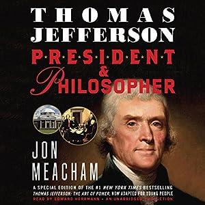 Thomas Jefferson: President and Philosopher Audiobook