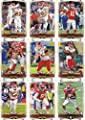 Kansas City Chiefs 2014 Topps NFL Football Complete Hand Collated Regular Issue 10 Card Team Set Including Alex Smith, Jamaal Charles, Dwayne Bowe Plus