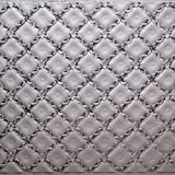 Antique Silver Plastic Kitchen Backsplash Wc-90 Wall Covering Ul Rated - 25ft. Roll Discounted Cheap. Glue On,nail On,staple On,tape On!