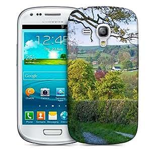 Snoogg Abstract Garden Way Designer Protective Phone Back Case Cover For Samsung Galaxy S3 Mini