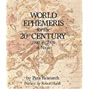 World Ephemeris for the 20th Century: 1900 T0 2000 at Noon