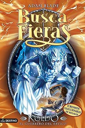 28 (Spanish Edition) eBook: Adam Blade, Macarena Salas: Kindle Store