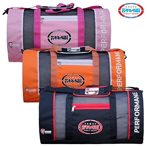 farabigym-fitness-workout-gear-bag-mma-boxing-gear-bag-holdall-training-gear-travel-bag-orange
