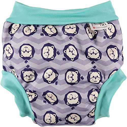 Close Pop-in, Costume da bagno contenitivo, Multicolore (Lion)