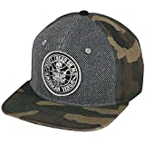 "Don't Tread On Me® Hat ""Gunslinger"" Military Camo Hat by DTOM®"
