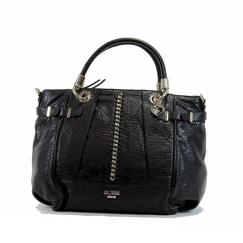 Guess Handbag Reama Top Handle Flap Shoulder Bag 23